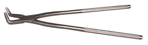 "Fragment Forceps, 19"" - Equine Dental Instruments"