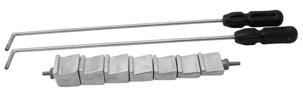 Fulcrum Set - Equine Dental Instruments