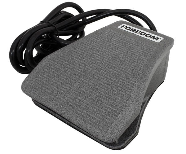 Foredom™ SXR-1 Cast Iron Foot Pedal for Series TX Motor - Equine Dental Instruments