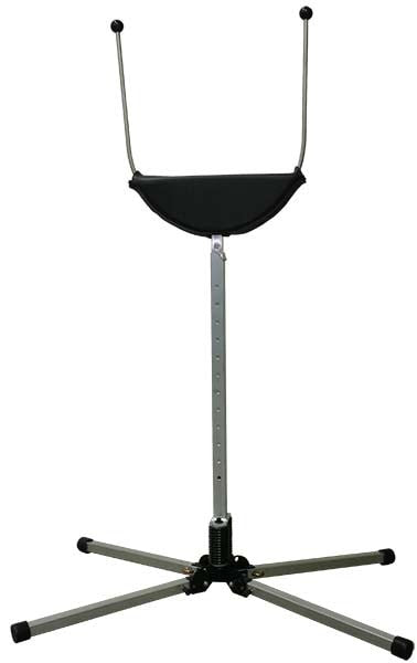 Equine Head Rest & Base, Free Standing Style - Equine Dental Instruments