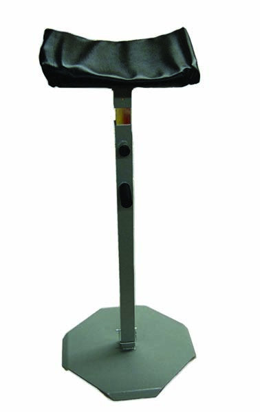 Equine Head Rest & Base, Cradle Style - Equine Dental Instruments
