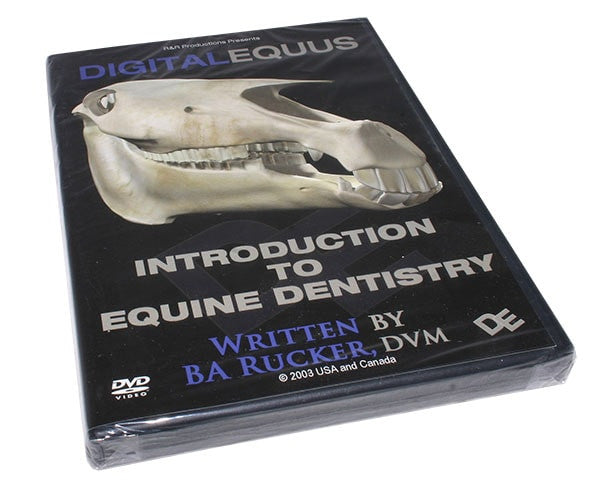 Introduction to Equine Dentistry  - DVD - Equine Dental Instruments