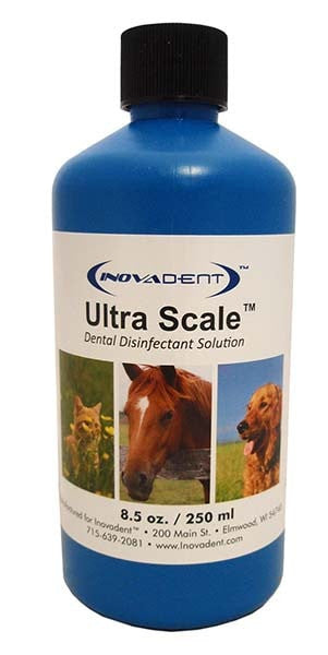 Ultra Scale™ Solution - 8.5 oz (250 ml) Bottle - Equine Dental Instruments