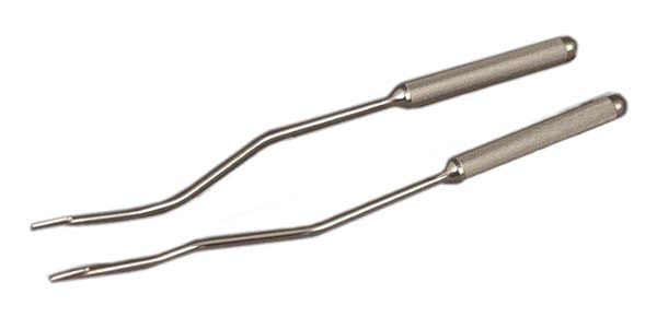 Extended Wolf Tooth Elevator Set - Equine Dental Instruments