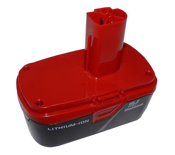 Craftsman 19.2V Lithium-Ion Battery for Vacuum - Equine Dental Instruments