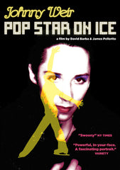 Pop Star on Ice Johnny Weir