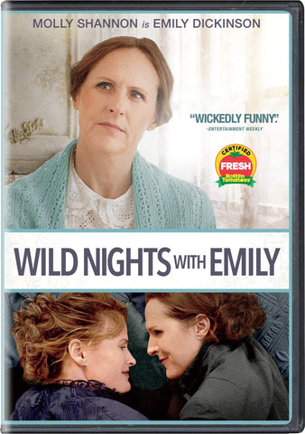 Wild Nights With Emily + Bonus DVD!