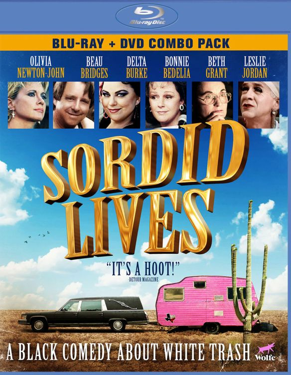 Sordid Lives: Blu-ray/DVD