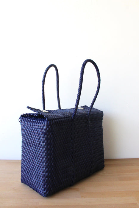 Navy Blue MexiMexi Basket