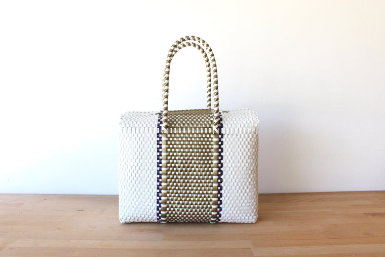 White and colors MexiMexi Handbag