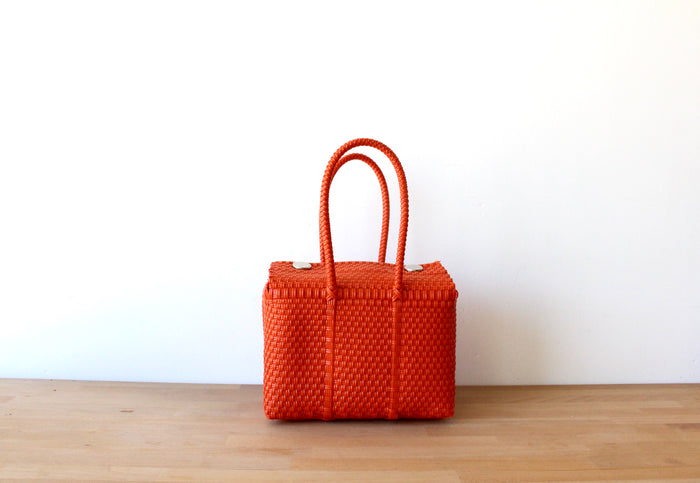 Orange MexiMexi Handbag
