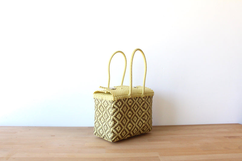 Vanilla & Gold MexiMexi Handbag