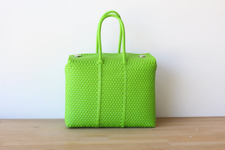 Lime Green MexiMexi Handbag