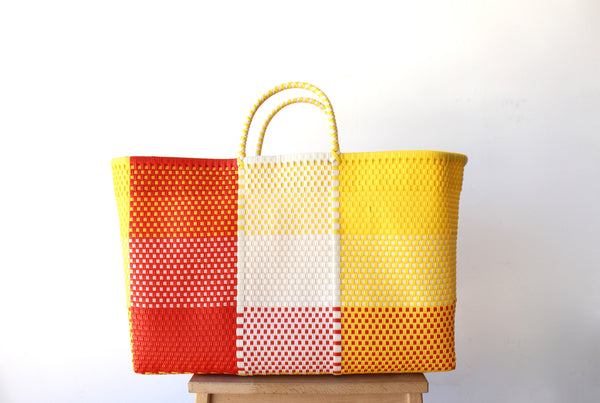 Romina MexiMexi Woven Tote Bag