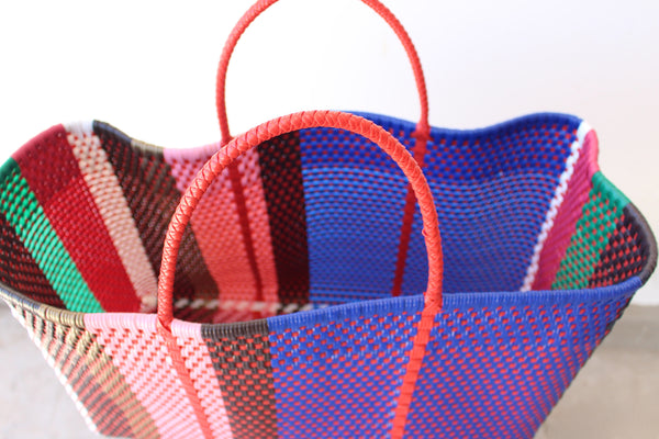 Colorful MexiMexi Woven Tote Bag