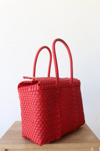Red Mexican Bag