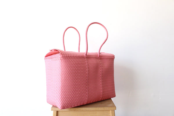Light Pink MexiMexi Basket