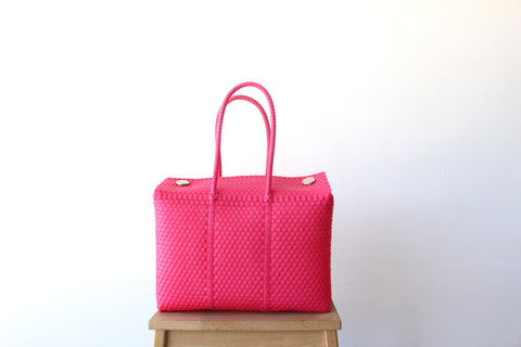 Hot Pink MexiMexi Handbag