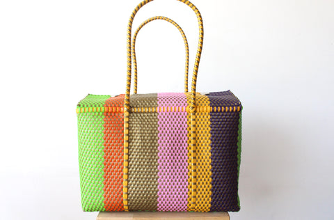 Colorful MexiMexi Basket