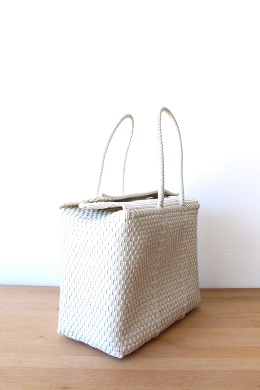 White MexiMexi Handbag
