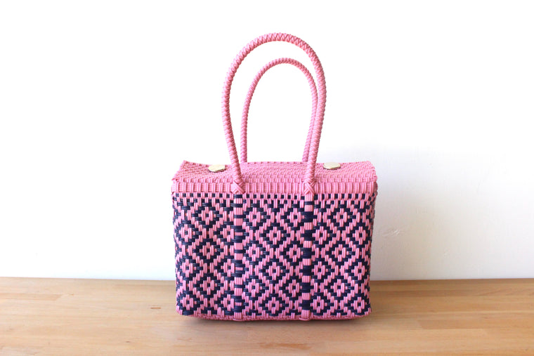 Pink & Blue MexiMexi Handbag
