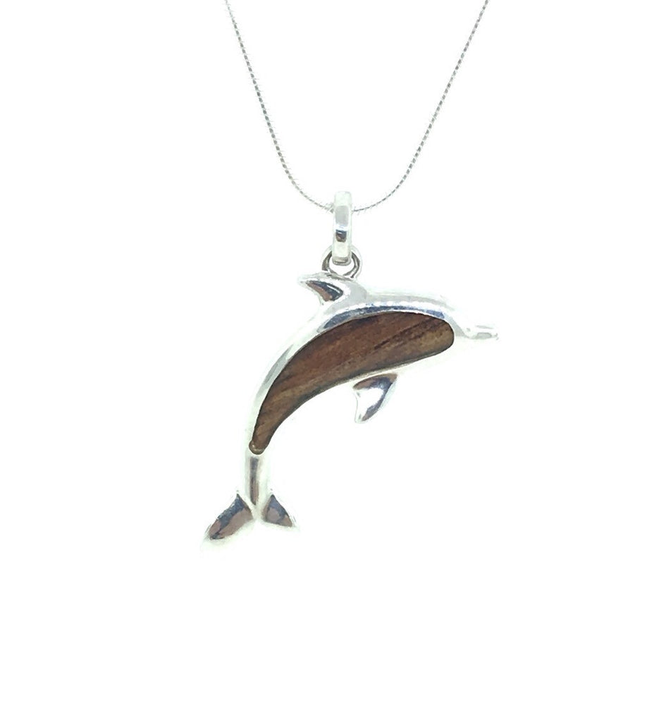 iridescent dolphin gold necklaces tone us friends pendant best