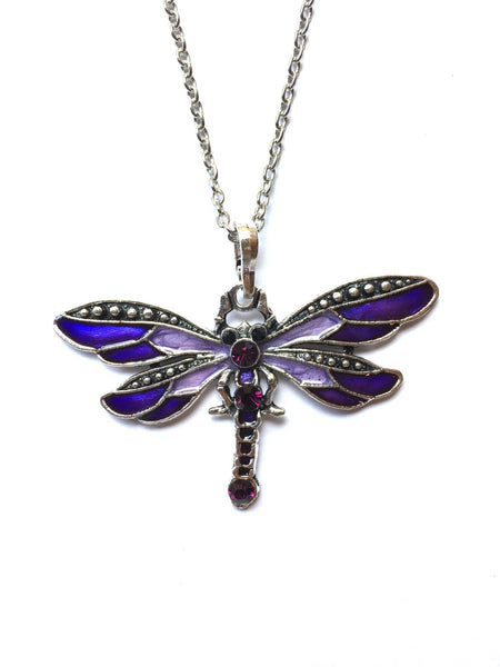 Dragon Fly necklaces