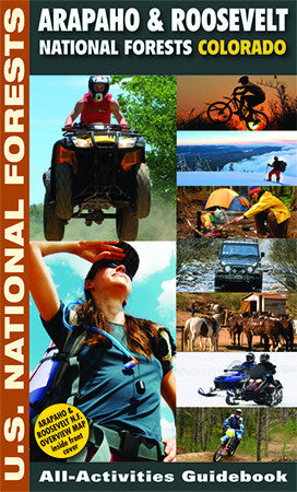 National Forest Outdoor Recreation Guides