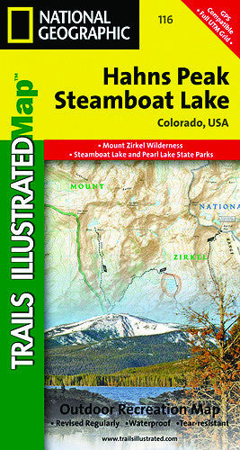 116- Hahns Peak/Steamboat Lake