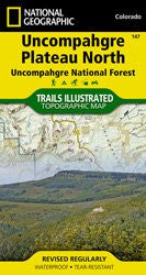 147 - Uncompahgre Plateau North