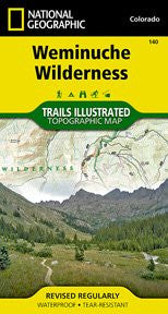 140- Weminuche Wilderness