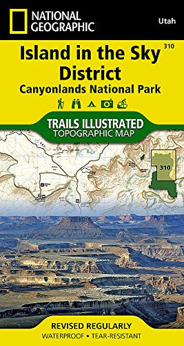 310- Canyonlands- Island in the Sky District