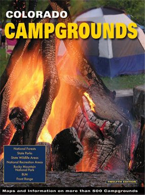Colorado Campgrounds 12th Edition