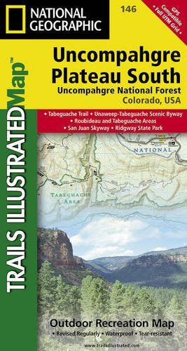 146 - Uncompahgre Plateau South