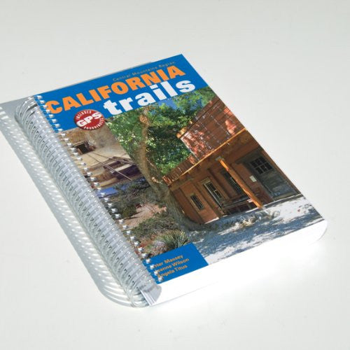 California Trails Central Mountains Region (Spiral Binding)
