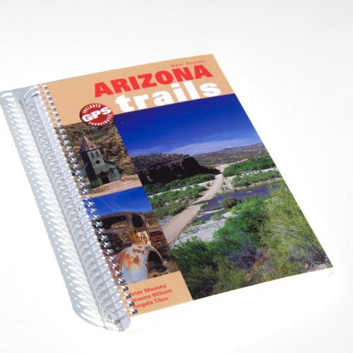 Arizona Trails West Region (Spiral Binding)