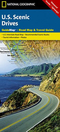 National Geographic US Scenic Drives