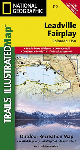 110- Leadville/Fairplay