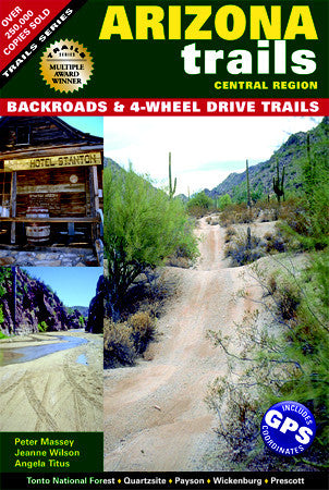 Arizona Trails Central Region