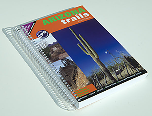 Arizona Trails South Region (Spiral Binding)