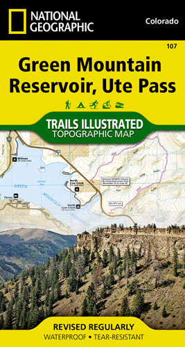 107- Green Mountain Reservoir/Ute Pass