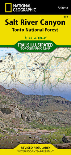 853- Salt River Canyon, Tonto National Forest