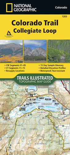 1203-Colorado Trail, Collegiate Loop