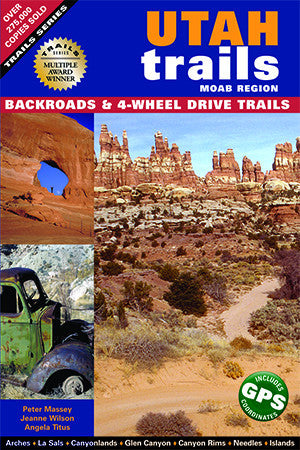 Utah Trails Moab Region