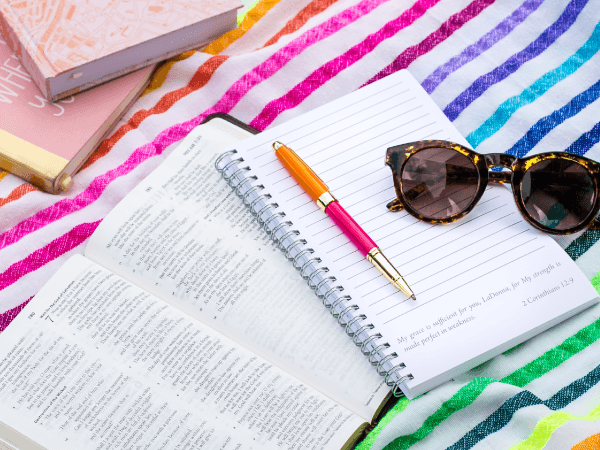 Refresh This Summer:  The Benefits of Journaling