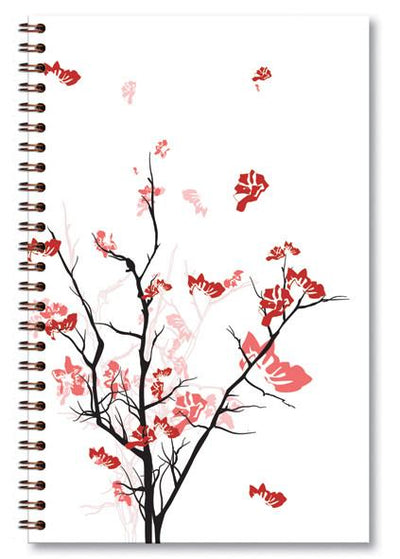 paper-sunday-Cherry Blossom-christian-personalized-scripture-Journal-bible-verses-about-love-faith-hope