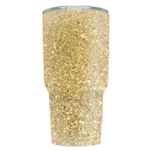 30 oz Glitter Yeti Stainless Steel Tumbler - Vacuum Insulated
