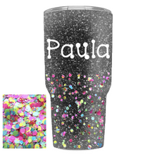 Load image into Gallery viewer, 30 oz Glitter Yeti Stainless Steel Tumbler - Vacuum Insulated