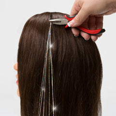 Clear Tip Tinsel Step4