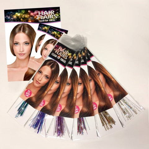 Clear Tip Tinsel - Clear Tip Tinsel KIT 1